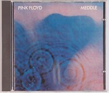 PINK FLOYD: Meddle JAPAN PRESSING Black Face Harvest EMI CD NM