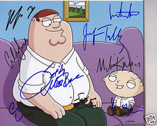 FAMILY GUY CAST AUTOGRAPH SIGNED PP PHOTO POSTER 3