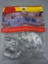 PASTORE CON GREGGE - SHEPERD WITH HERD - MEDIEVALE MINIATURES - 28MM METAL