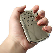Small Ultralight hand warmer Aluminum Portable Handy Pocket HandWar GV