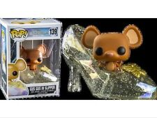 Gus Gus Disney Pop Vinilo en Brillo Slipper-Cenicienta-Funko