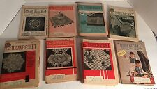 Vintage Lot Of 24 The WORKBASKET Years 1949-1965