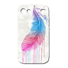 CUSTODIA COVER CASE PIUMA INDIANA COLORI PER SAMSUNG GALAXY S ADVANCE i9070