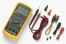 Fluke 87V True-rms Multimeter. Made In USA.Manufactured In 2016. Brand NEW!!