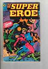 Il Super Eroe n 1 del 1978 - Ed. Corno con adesivi
