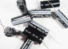 10 x 4700uF 105°C 35V ELKO radial Jamicon Japan #14E13#