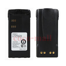 2000mAh HNN9013 HNN9013A Battery For Motorola HT750 GP140 GP640 GP1280 MTX950