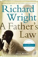 P. S. Ser.: A Father's Law by Richard Wright (2008, Paperback)