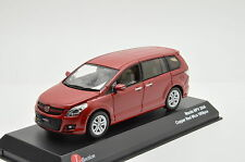 MEGA RARE !!! Mazda MPV 2006 Copper Red Mica Mini Van J-Collection Kyosho 1/43