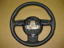 AUDI A4 8K A3 8V Q3 Q5 3 Speichen Leder Lenkrad Lederlenkrad Steering Wheel Y90