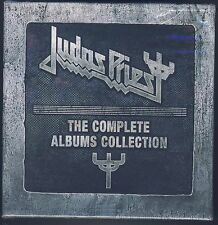 Judas Priest ‎– The Complete Albums Collection, brand new, Free Shipping