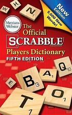 The Official Scrabble Players Dictionary by Inc. Staff Merriam-Webster (2014,...