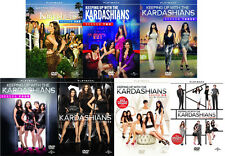 Keeping Up With The Kardashians . The Complete Season 1 2 3 4 5 6 7 . DVD . NEU