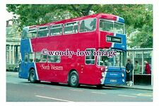 rp01909 - North Western Bus no 449 , reg GBV 134N to Liverpool - photograph
