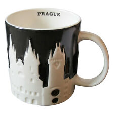 Starbucks City Mug Prague Starbucks Cup Prague Pott Tasse Prag Relief  Kaffee