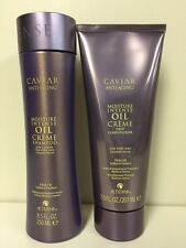 Alterna Caviar Moisture Intense Oil Creme Shampoo/Deep Conditioner Duo