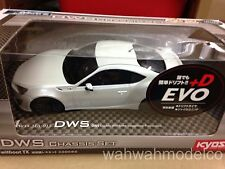 Kyosho  30535PW AWD MA-015 DWS ASF BODY AND CHASSIS SET TOYOTA 86