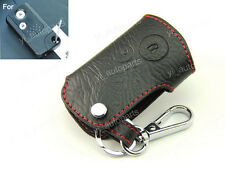 Leather Remote Case Smart Key Holder Cover For Honda ACCORD 08-09 CRV Odyssey 2B