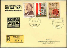 Austria 1978, Wipa 1981 Stamp Exhibition Cover #C19133