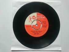Jack Scott - What In The World's Come Over You - 1960 UK - Top Rank - JAR 280