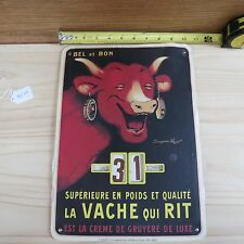 French Laughing Cow Working Calendar (lot#8239)