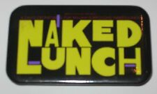 """1991 """"Naked Lunch"""" Promotional Movie Pin 1.75"""" x 2.75"""""""