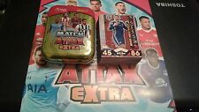 Match Attax Extra 2016/17 Tin Limited Edition Eden Hazard with 70 cards 16/17