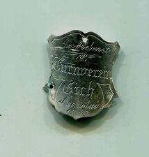 Fahnenabzeichen   Turnverein   Eich  von 1900