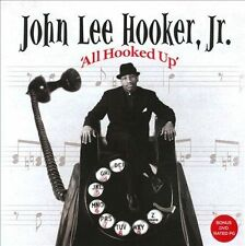 All Hooked Up * by John Lee Hooker, Jr. (CD, 2012, 2 Discs, Steppin' Stone...