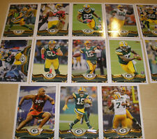 2013 PACKERS 40 Card Lot w/ TOPPS Team Set 20 WEEK 1 Players (3) '13 RC