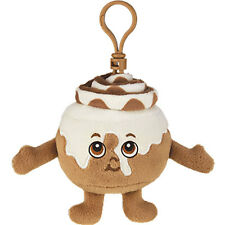 Whiffer Sniffers Howie Roll Cinnamon Roll Backpack Clip