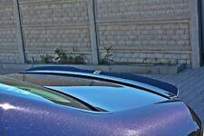Dachspoiler Ansatz Heckspoiler für SAAB 9-3 TURBO X Spoiler Dach Kanten Aufsatz