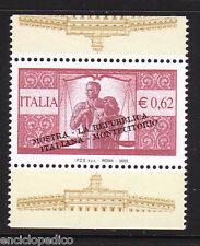 W048 ITALIA 2003 MONTECITORIO SINGOLO DA LIBRETTO   MNH**