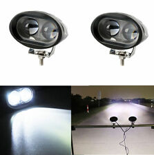 20W White Spreader Led Marine Lights (Set of 2) for Boat (Spot Light) Waterproof