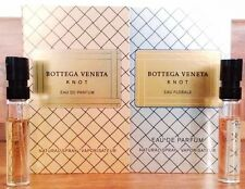 BOTTEGA VENETA KNOT + KNOT EAU FLORALE 1.2ml SPRAY MINI SAMPLE VIALS TRY BOTH