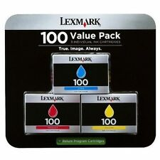 Lexmark 100 - 3 color ink - Impact Interpret Intuition Interact Prospect printer