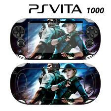 Vinyl Decal Skin Sticker for Sony PS Vita PSV 1000 Resident Evil 3