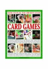 How to Play Winning Card Games: History, Rules, Skills, Tactics: A   c-ExLibrary