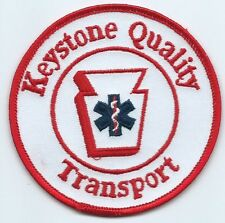 Keystone Quality Transport Medical Patch 3-5/8 Dia #1041
