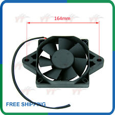 ATV Electric Radiator Thermal Cooling Fan For Chinese 200cc 250cc ATV Go Kart
