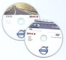 Volvo vida 2014 D  + volvo ewd 2014 D       workshop manual + wiring diagram