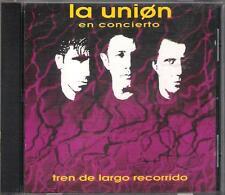 """LA UNION - RARO CD 1992 """" LA UNION EN CONCIERTO """""""