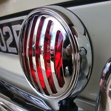 Stop / Fog Light Red with 356 grille light for Porsche VW Hotrod Ford AAC146