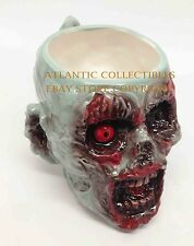 WALKING DEAD ZOMBIE CERAMIC MUG DECAYED FACE ONE EYED UNDEAD CORPSE