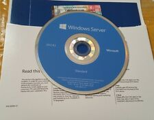 Microsoft Windows Server 2012 Standard R2 64Bit OEM P73-06165 Full