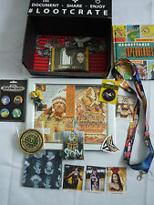 Loot crate Mixed box blazing saddles blade runner fridge xmen star trek job lot