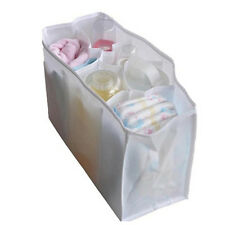 Portable Travel Outdoor Baby Diaper Nappy Organizer Stuffs Insert Storage Bag