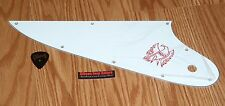 Gibson Firebird Pickguard White Genuine 3 Ply Guitar Parts Custom Shop Studio T