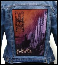 DIMMU BORGIR - For all tid  --- Giant Backpatch Back Patch