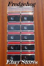 10 x SONY DVM-60 PREMIUM QUALITY MINI DV DIGITAL VIDEO CAMCORDER TAPES/CASSETTES
